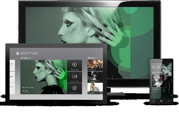 Xbox Music será el nuevo servicio de Microsoft y vendrá incluido en Windows 8 y Windows Phone 8 - xbox-music1