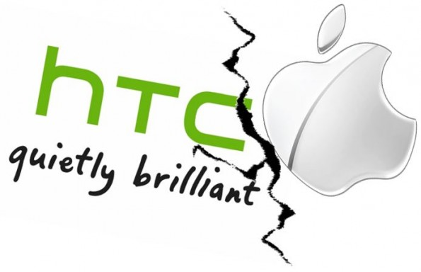 Apple vs HTC Apple y HTC llegan a un acuerdo en su disputa de patentes