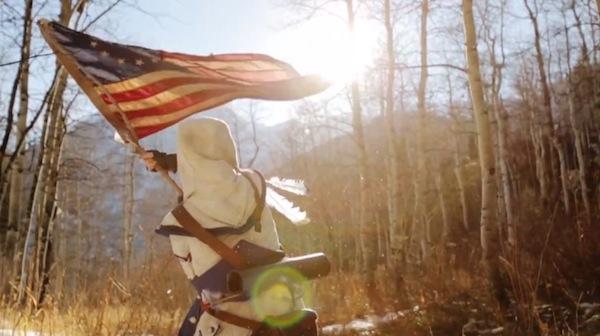 Tema de Assassin's Creed III interpretado por una violinista - Lindsay-Stirling-assassins-creed