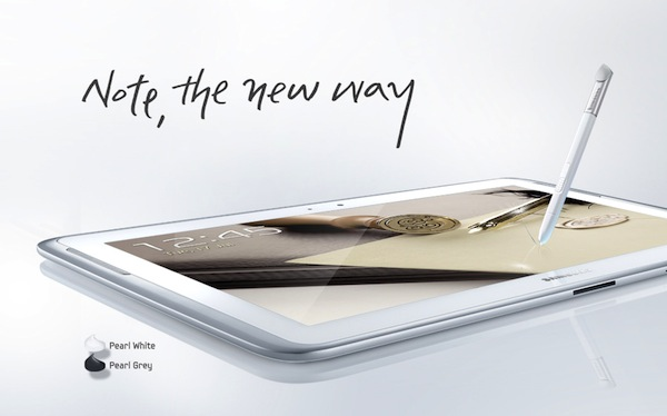 La tablet Samsung Galaxy Note 10.1 recibirá una actualización mayor dentro de poco - Samsung-Galaxy-note-10-1