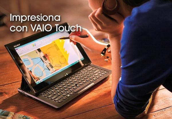 Sony Vaio Duo 11 llega a México en el Buen Fin - Sony-Vaio-Duo