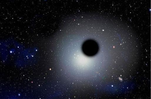 Descubren el agujero negro más grande de la historia - agujero-negro-mas-grande