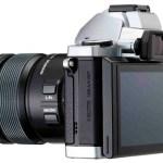 Olympus presenta en México su nueva cámara E-M5 de la línea OM-D - camara-lympus-E-m5