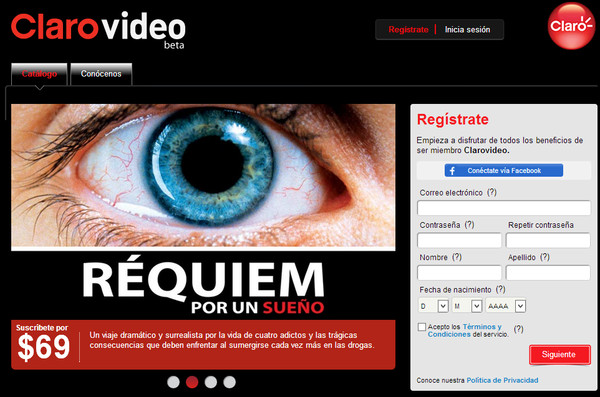 Clarovideo llega a México y se planta como otra buena alternativa a Netflix - clarovideo