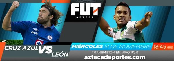 Cruz Azul vs León en vivo, Cuartos de Final del Apertura 2012 (Liga MX) - cruz-azul-leon-cuartos-ida-apertura-2012
