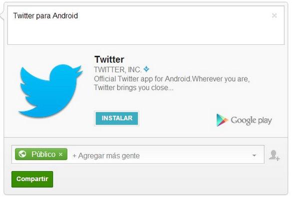 Instala tus aplicaciones para Android ahora desde Google plus - instalar-aplicaciones-desde-google-play