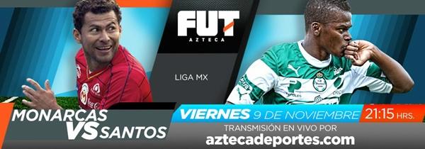 Morelia vs Santos en vivo, Liga MX (Apertura 2012) - morelia-santos-en-vivo-apertura-2012