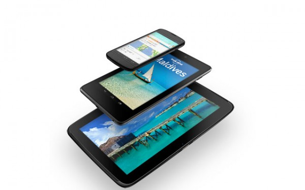 Nexus 4, Nexus 7 y Nexus 10 ya pueden actualizarse a Android 4.2.1 - nexus-devices-600x375