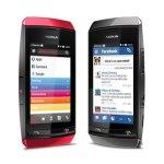 Nokia Asha 306 disponible en México - nokia-306-redes-sociales