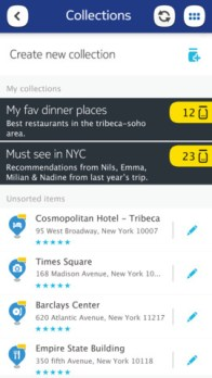 Los mapas de Nokia, de nombre Here ya están disponibles para iOS - nokia-here-1