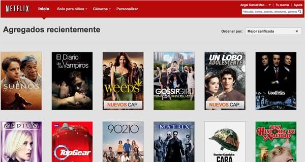 nuevos lanzamientos netflix Gossip Girl, The Vampire Diaries y otras series y películas de Warner Bros ya pueden verse en Netflix