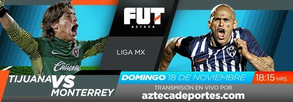 Tijuana vs Monterrey en vivo, Cuartos de Final Apertura 2012 (Liga MX) - tijuana-monterrey-en-vivo-cuartos-de-final-apertura-2012