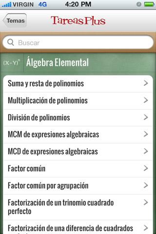 Aprender matemáticas, química y física con videos en TareasPlus - videos-matematicas-iphone