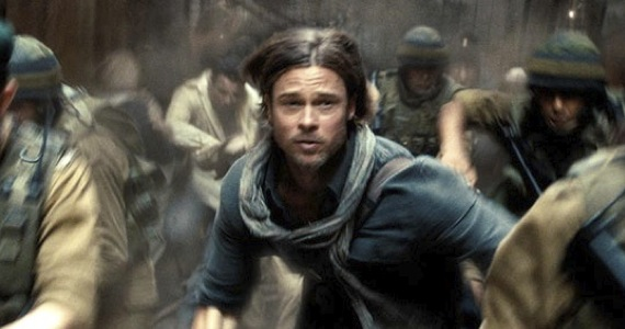 World War Z ya tiene tráiler oficial - world-war-z-trailer-brad-pitt