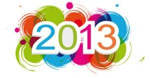 Calendarios 2013 para imprimir