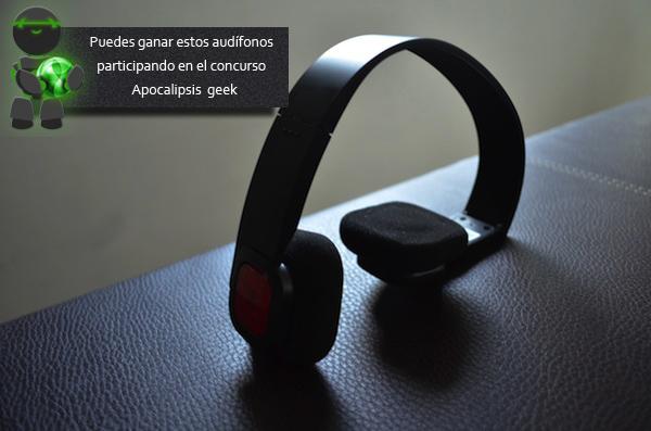 Audífonos Plegables Bluetooth de Perfect Choice Design