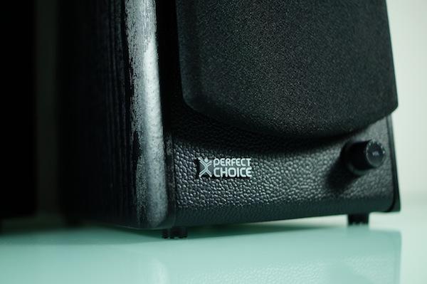 Bocinas Estéreo de Alta Fidelidad de Perfect Choice Design