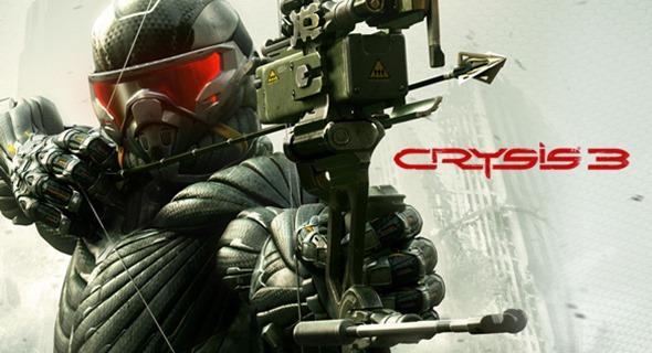 Crysis 3 presenta un tráiler in game del juego que estará disponible en 2013 - Crysis-3