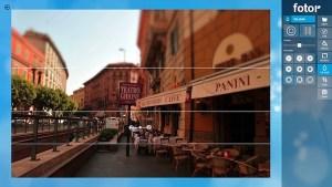 Efectos en tus fotos como Instagram con Fotor para Windows 8/RT