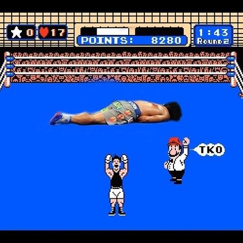 Los mejores Memes del knockout de Pacquiáo - Knockout-Pacquiao