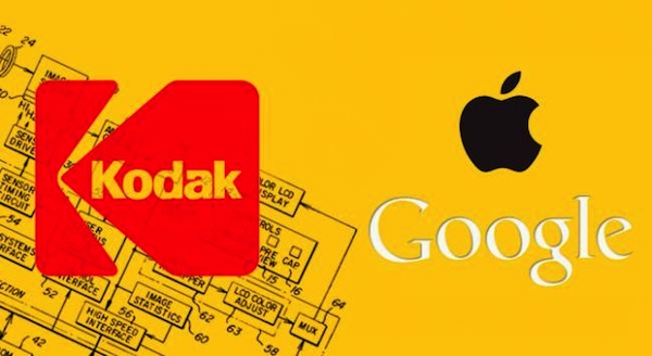 Apple y Google pretenden comprar patentes de Kodak - Kodak-patentes-apple-google