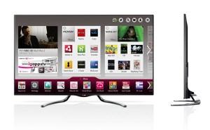 LG introducirá dos nuevos televisores con Google TV en el CES 2013