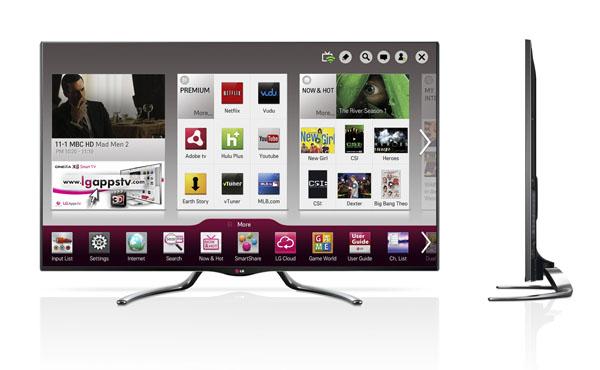 LG introducirá dos nuevos televisores con Google TV en el CES 2013 - LG_Google_TV_GA7900_02