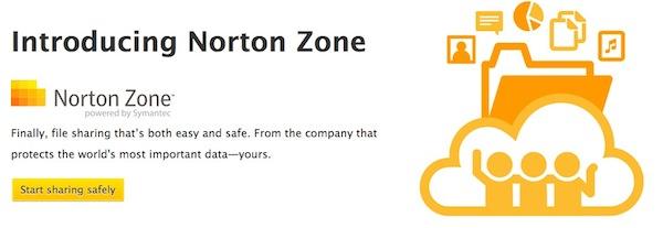 Symantec presenta Norton Zone, su nuevo servicio para compartir archivos en la nube - Norton-Zone