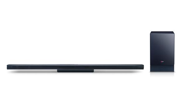 LG presentará poderosos productos de audio y video con funciones Smart TV durante el CES 2013 - Sound-Bar-NB4530a