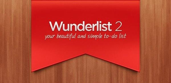 Wunderlist 2 disponible para descargar en todas las plataformas - Wunderlist-2