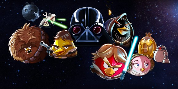 Angry Birds Star Wars ya puede jugarse desde Facebook - angry-birds-star-wars