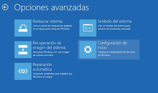 Cómo Iniciar Windows 8 en Modo Seguro - arranque-windows-8