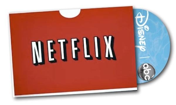 Netflix obtiene los derechos para transmitir las películas de Disney - disney-netflix