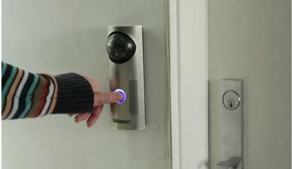 DoorBot, un timbre con Wi-Fi que avisa quien está a la puerta directo a tu smartphone - doorbot-timbre-con-wifi