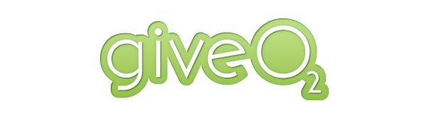 Como medir nuestra huella de carbono con GiveO2 - giveo2-logo