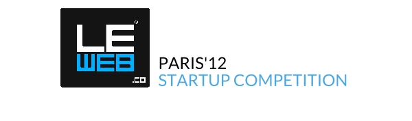 Presencia hispana en la competición de startups en LeWeb París 2012 - leweb-paris-2012-startup-competition-logo