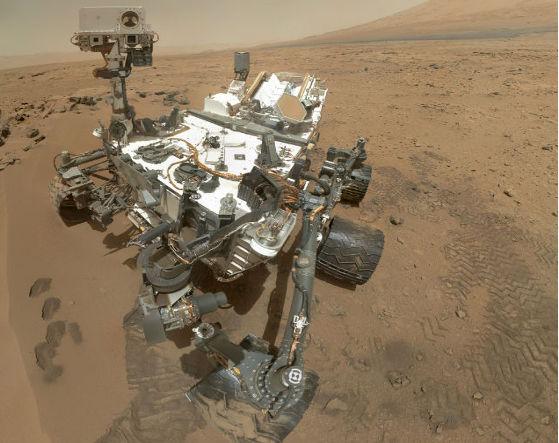La NASA planea enviar otro robot a marte para el 2020 - nuevo-robor-para-el-2020-a-marte