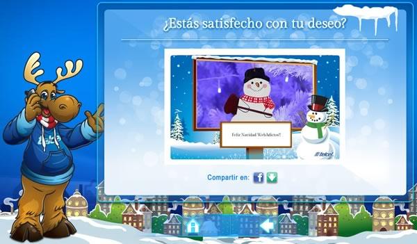 Tarjetas de navidad por Telcel - postales-navidad-telcel-2012