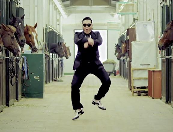 psy gangnam style 1 El video Gangnam Style se convierte en el primero en llegar a las mil millones de reproducciones