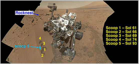 revelan descubrimiento hecho por curiosity La NASA revela que Curiosity no ha encontrado compuestos orgánicos en Marte