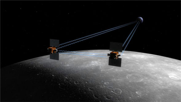 Cómo observar en vivo la transmisión de los satélites que estrellará la NASA con la luna - ver-satelites-que-estrellaran-con-la-luna-en-vivo