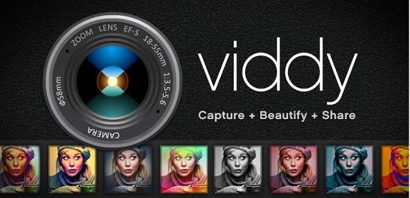 Aplica efectos a tus videos con Viddy para Android - viddy-para-android