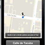 Pedir taxis desde el celular con Yaxi - yaxi-iphone