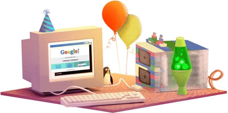 Aniversario de Google: conoce un poco de su historia - Aniversario-Google-Historia-Google
