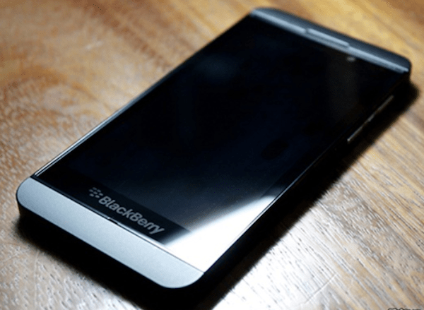 Especificaciones técnicas del BlackBerry Z10 son filtradas - BlackBerry-Z10