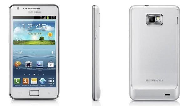 Samsung Galaxy SII Plus es presentado en el CES 2013