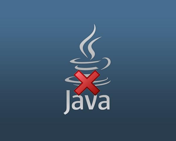 Nueva vulnerabilidad grave de Java es descubierta y pone en riesgo a millones de equipos - Java-error-actualizacion