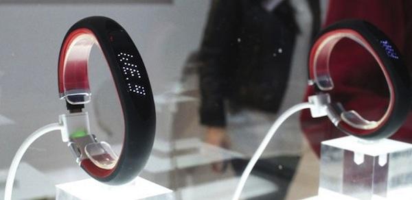 LG Smart Activity Tracker, una pulsera para medir nuestra actividad diaria es presentada en el CES 2013