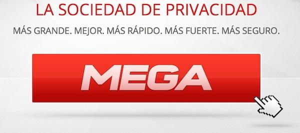 Cómo crear una cuenta gratuita en Mega - Mega