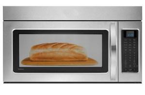 Microondas que elimina el moho del pan es inventado